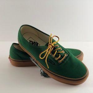 Vans Authentic Gumsole Eden/Boot Lace Shoes